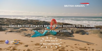 British Airways – Durban On Demand